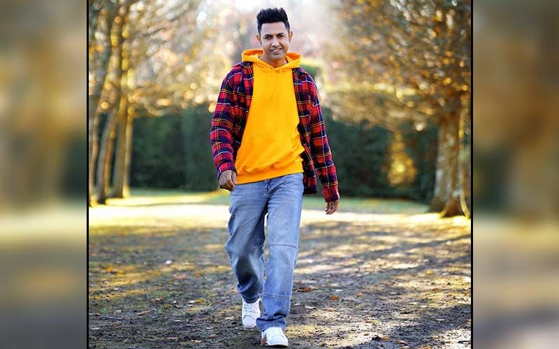 Gippy Grewal Shares Charming Picture To Brighten Up Your New Year's Eve Even More