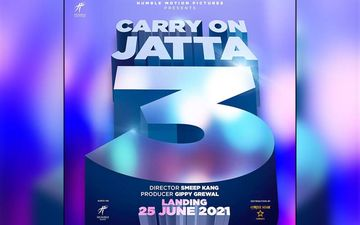 Carry On Jatta 3 Gets A 2021 Release Date, Gippy Grewal Fans Rejoice