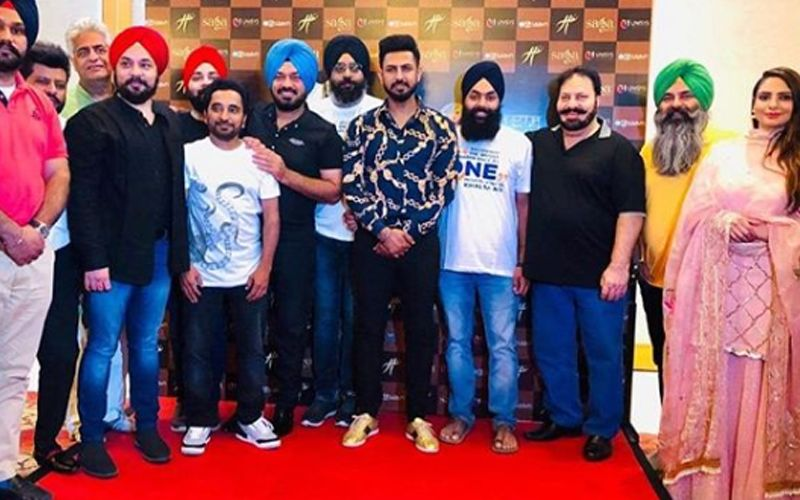 Gippy Grewal Comes Forward To Help The Punjab Flood Victims, Donates 3 Lakhs More To The Khalsa Aid India