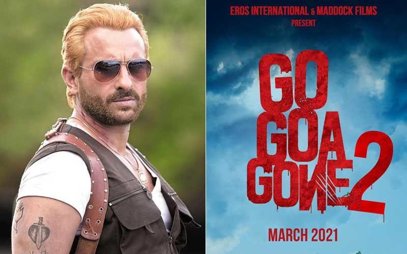 Go Goa Gone 2 Poster: Saif Ali Khan, Kunal Khemu, Vir Das Likely To Return; Zom-Com To Release In 2021