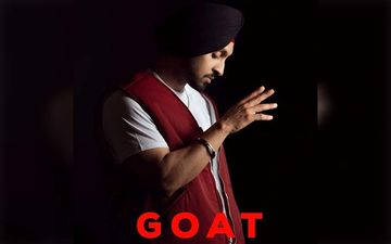 Diljit Dosanjh Shares Poster Of His New Music Video 'G.O.A.T'