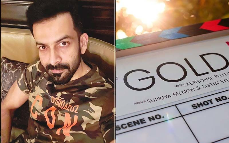 Gold: Prithviraj Sukumaran And Nayanthara's Film Officially Launched; Film To Be Directed By Alphonse