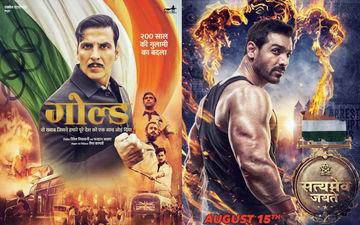 अक्षय कुमार की 'गोल्ड' या जॉन अब्राहम की 'सत्यमेव जयते'? Box Office पर पहले दिन किसने मारी बाजी
