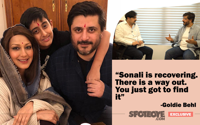 Goldie Behl Opens Up On Wife Sonali Bendre's Cancer, Family's Tough Times And New Show Rejctx
