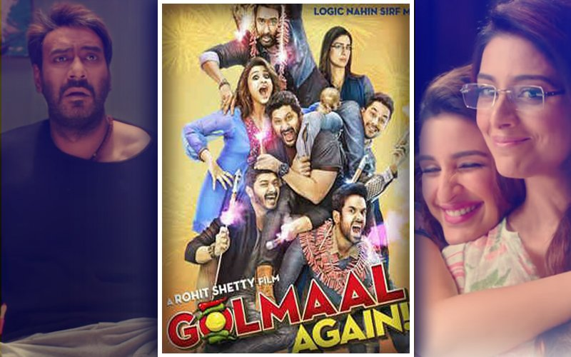 Movie Review: Golmaal Again, Here's An Invitation To Brain Salad Surgery