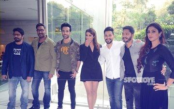 Team Golmaal Again Promote Their Film In Delhi
