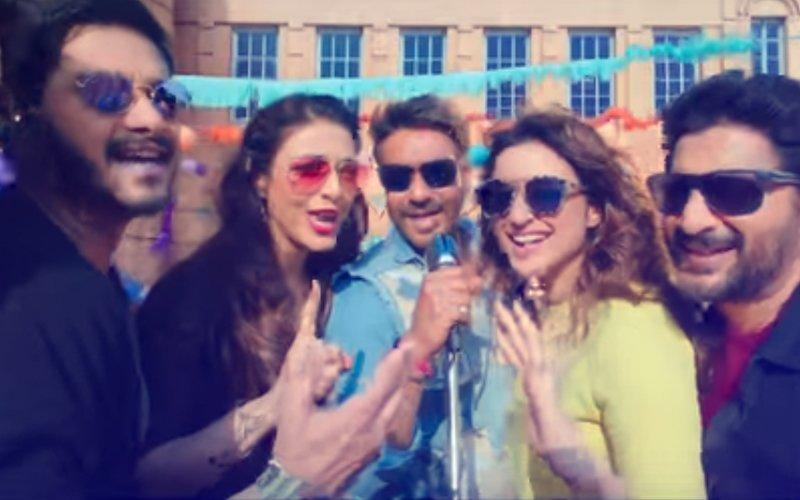 Golmaal Again Song Hum Nahi Sudhrenge: This Ajay Devgn - Parineeti Chopra Number will Bring A Smile To Your Face