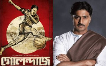 Golondaaj: Dhrubo Banerjee Feels Fortunate To Direct A Film On A Forgotten Hero
