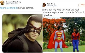 These Hilarious 'Gonna Tell My Kids' Memes Are Ruling The Internet; Have Seen Them Yet?