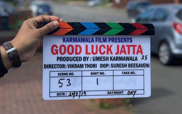 'Good Luck Jatta': Ninja's Debut Punjabi Production Goes On The Floor