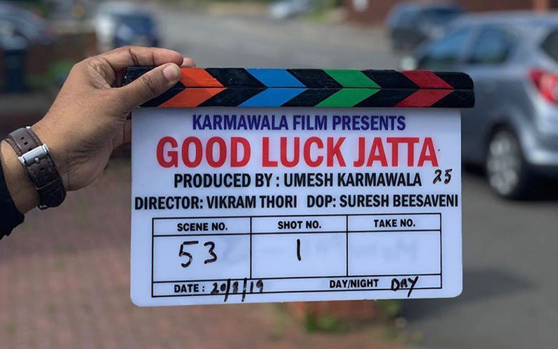 'Good Luck Jatta': Ninja's Debut Punjabi Production Goes On The Floor