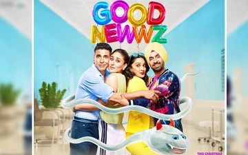 Good Newwz Trailer Out: Akshay Kumar, Kareena Kapoor Khan, Diljit Dosanjh And Kiara Advani's IVF Goof-Up Is A Winner