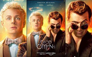 The Prime Original Show Good Omens Is A Fantasy World Worth Getting Lost In