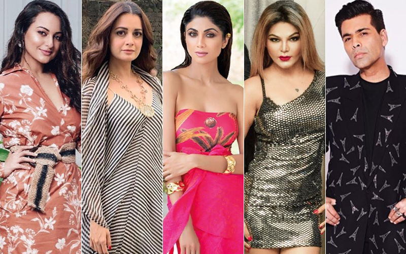 The Good, Bad And Ugly Of Last Week: Sonakshi Sinha, Dia Mirza, Shilpa Shetty, Rakhi Sawant, Karan Johar?