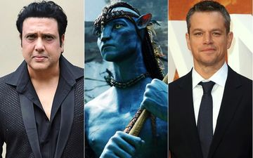 Govinda And Hollywood Star Matt Damon Have An 'Avatar' Connection We Bet You Didn't Know About