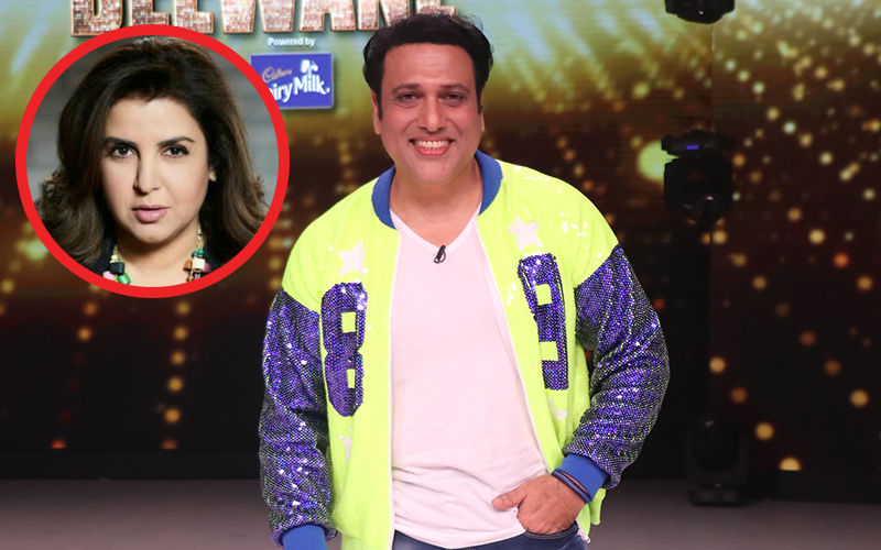 Govinda Is Thankful To Farah Khan. Here's Why