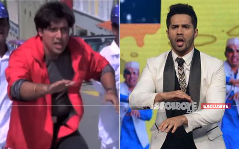 "Govinda Exclusive Interview: Reacts Sarcastically On ""Can Varun Dhawan Step Into His Shoes?"""