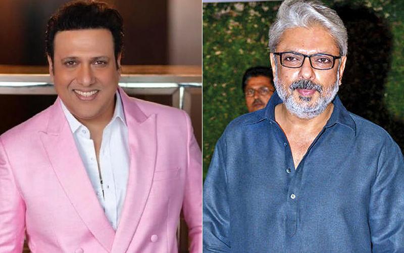 संजय लीला भंसाली ने फिल्म 'देवदास' में इस किरदार को निभाने के लिए किया था गोविंदा को अप्रोच, लेकिन अभिनेता ने दिया यह जवाब