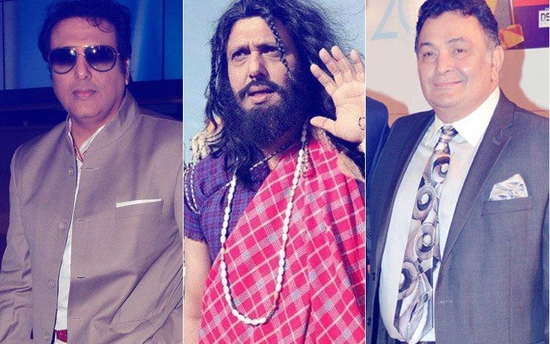 Govinda Thanks Rishi Kapoor For Standing Up For Him, Says 'Good Blood Never Speaks Wrong'