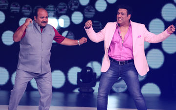 Dancing Uncle Finally Grooves With His Idol, Govinda On Dance Deewane