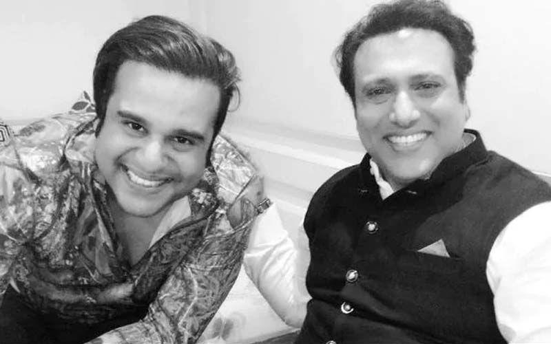 Krushna Abhishek Airs His Views On Nepotism: 'Yes, I'm Govinda's Nephew, But Woh Nahi Aate Mere Liye Kaam Karne'