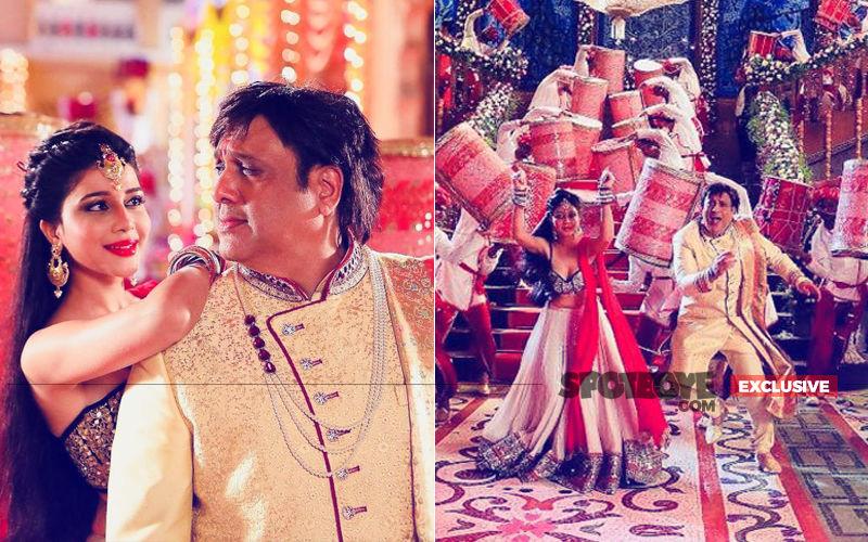 2 Govindas @ Rs 3 Cr Shake A Leg With  Mishika Chourasia & Digangna Suryavanshi