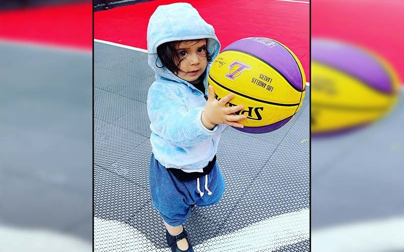 Gurbaaz Grewal Is Back With Another Adorable Reel Video And We Can't Get Over His Cuteness