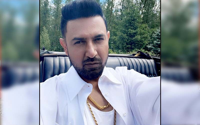 Gippy Grewal's Recent Picture With His Sons Ekom, Shinda And Gurbaaz Is Taking Over The Internet; Check It Out
