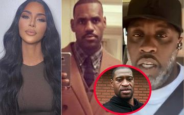 George Floyd Death: LeBron James, Kim Kardashian, Diddy Demand Justice After The Brutal Murder: 'Why Doesn't America Love Us Too?'