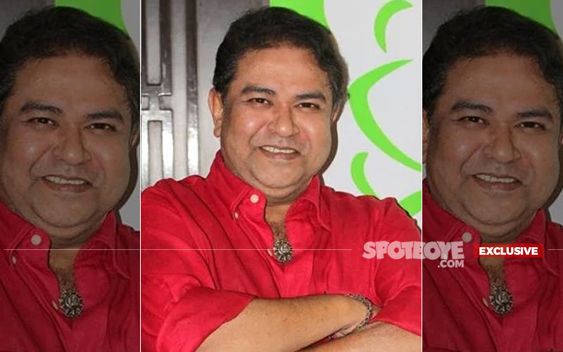 Sasural Simar Ka Actor Ashiesh Roy Suffers Paralytic Stroke, Driver Rushes Him To Hospital