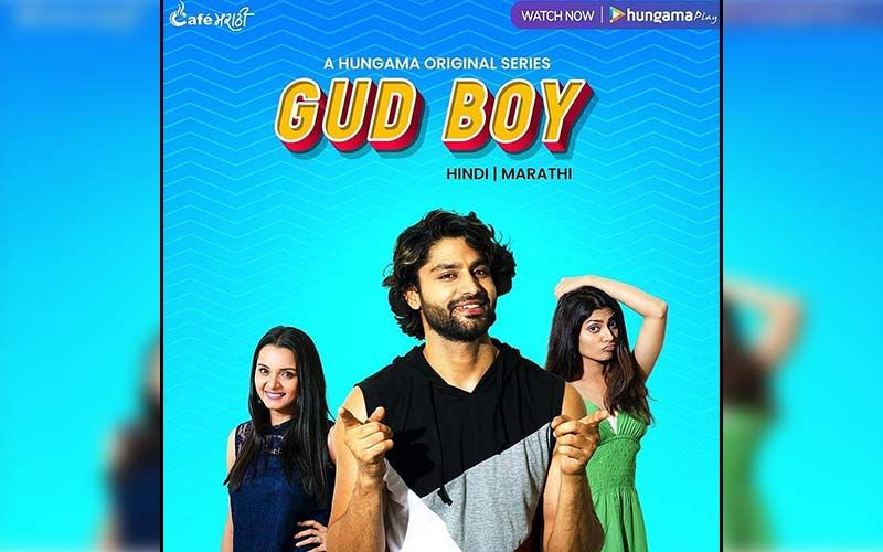 Gud Boy: Rishi Saxena Unveils The Poster Introducing His Leading Ladies