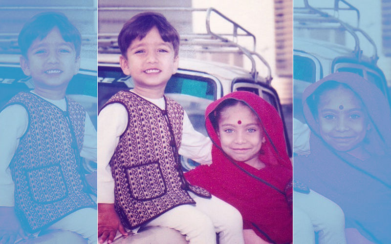 Guess The Baby Boy? Hint: Currently One Of Television's Most Romantic Heroes