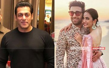 Guess What! Salman Khan Was The First One To Know Of Pulkit Samrat And Kriti Kharbanda's Love Affair- EXCLUSIVE