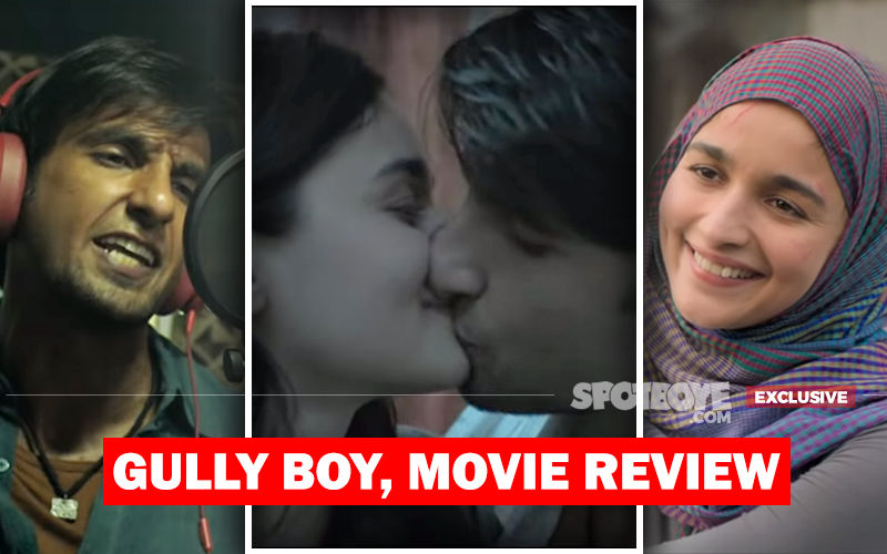 Gully Boy, Movie Review: Ahoy! Lane Of Joy!!