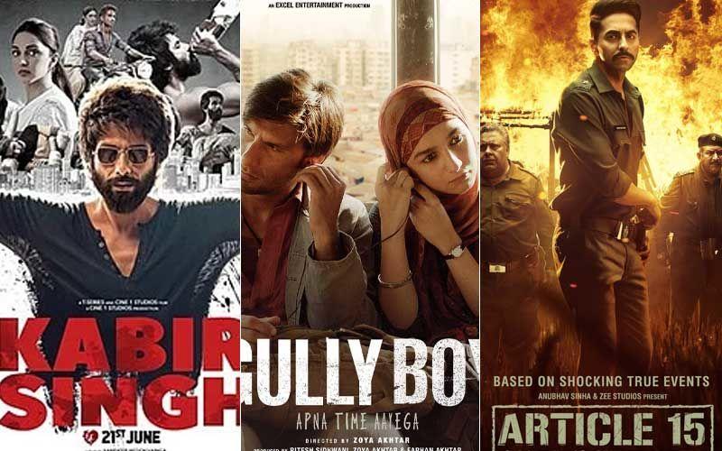 65th Filmfare Awards 2020 Nominations List: Gully Boy, Article 15, Kabir Singh In The Big Race