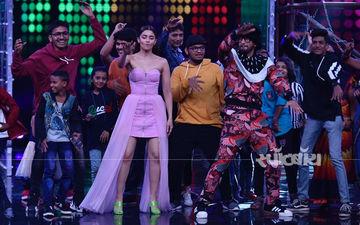 फिल्म गल्ली बॉय का प्रमोशन करने के लिए सुपर डांसर 3 के सेट पर पहुंचे रणवीर सिंह और अलिया भट्ट