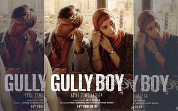 Gully Boy Trailer LIVE Updates: Farhan Akhtar Wants To Make A Special Announcement But Says,'It's Not The Right Platform'