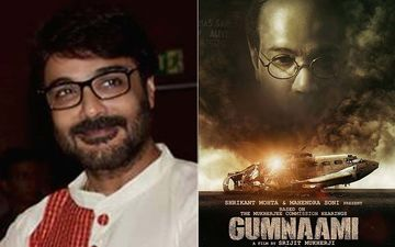 Gumnaami: I Am Fortunate To Be Part Of This Film, Says Prosenjit Chatterjee