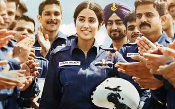 Gunjan Saxena's Fellow Pilot Says 'Heroic Acts' Portrayed In The Climax Of Janhvi Kapoor Starrer Never Happened