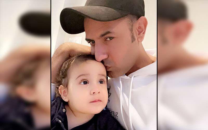 Gippy Grewal's Son Gurbaaz Is A Sheer Treat In A Recent Instagram Reel; Watch Video