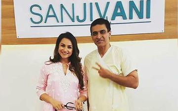 "Sanjivani 2: Gurdip Kohli On Playing Dr Juhi, Says ""It Was An Honour To Work With Mohnish Bahl Again"""