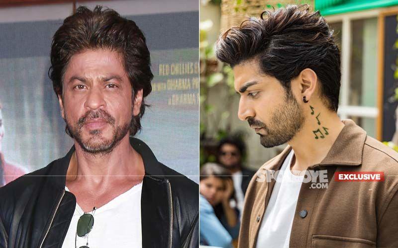 Gurmeet Choudhary Reveals That Shah Rukh Khan Is The Inspiration Behind His Neck Tattoo In  Bedardi Se Pyaar Ka- EXCLUSIVE VIDEO