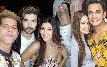 Gurmeet Choudhary's Wife, Debina's Birthday Bash, Inside Pictures: Karanvir Bohra, Arjun Bijlani, Vikas Gupta, Prince Narula Have A Blast