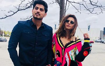 Gurnam Bhullar And Sargun Mehta Give Fashion Goals In Latest Insta Pic