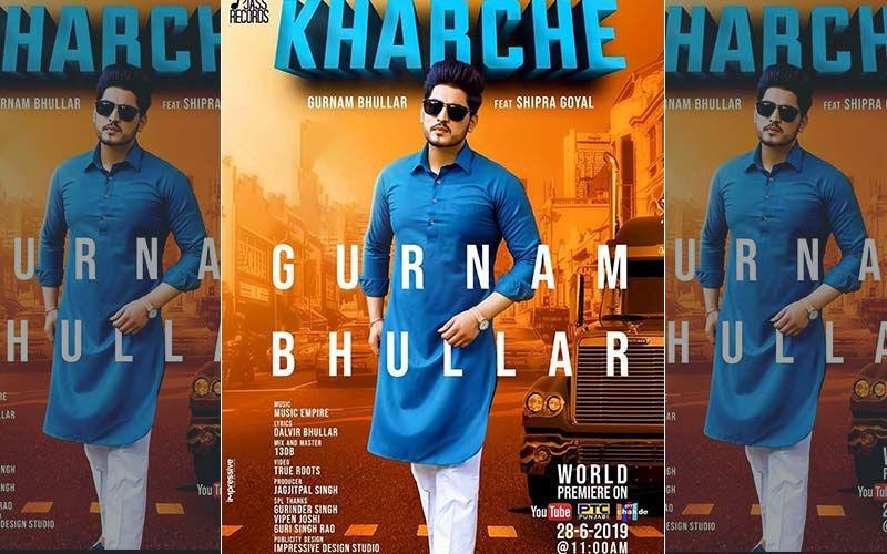 Gurnam Bhullar's New Song 'Kharche' Clocks Over 4 Million Views On YouTube
