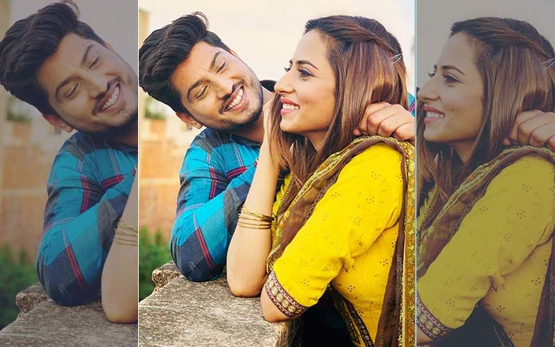 Gurnam Bhullar, Sargun Mehta's Latest Pic From The Sets Of 'Surkhi Bindi' Is Too Adorable