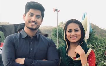 Gurnam Bhullar-Sargun Mehta's Latest Picture From Sets of 'Surkhi Bindi' is Treat For Fans!