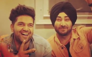 Guru Randhawa And Ranjit Bawa Sizzle In 'Tara Mira' Celebratory Video-WATCH