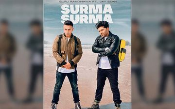 Guru Randhawa Teams Up With Jay Sean For A New Song 'Surma Surma'