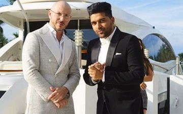 Pitbull And Guru Randhawa's first International Collaboration On T-Series YouTube Channel, Today
